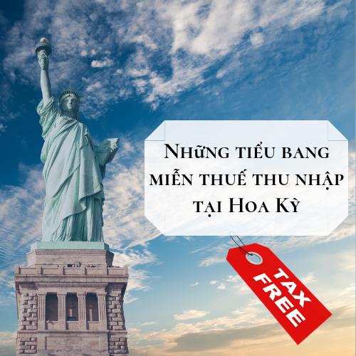Cac Tiểu Bang Miễn Thuế Thu Nhập Tại Mỹ Global Links Asia